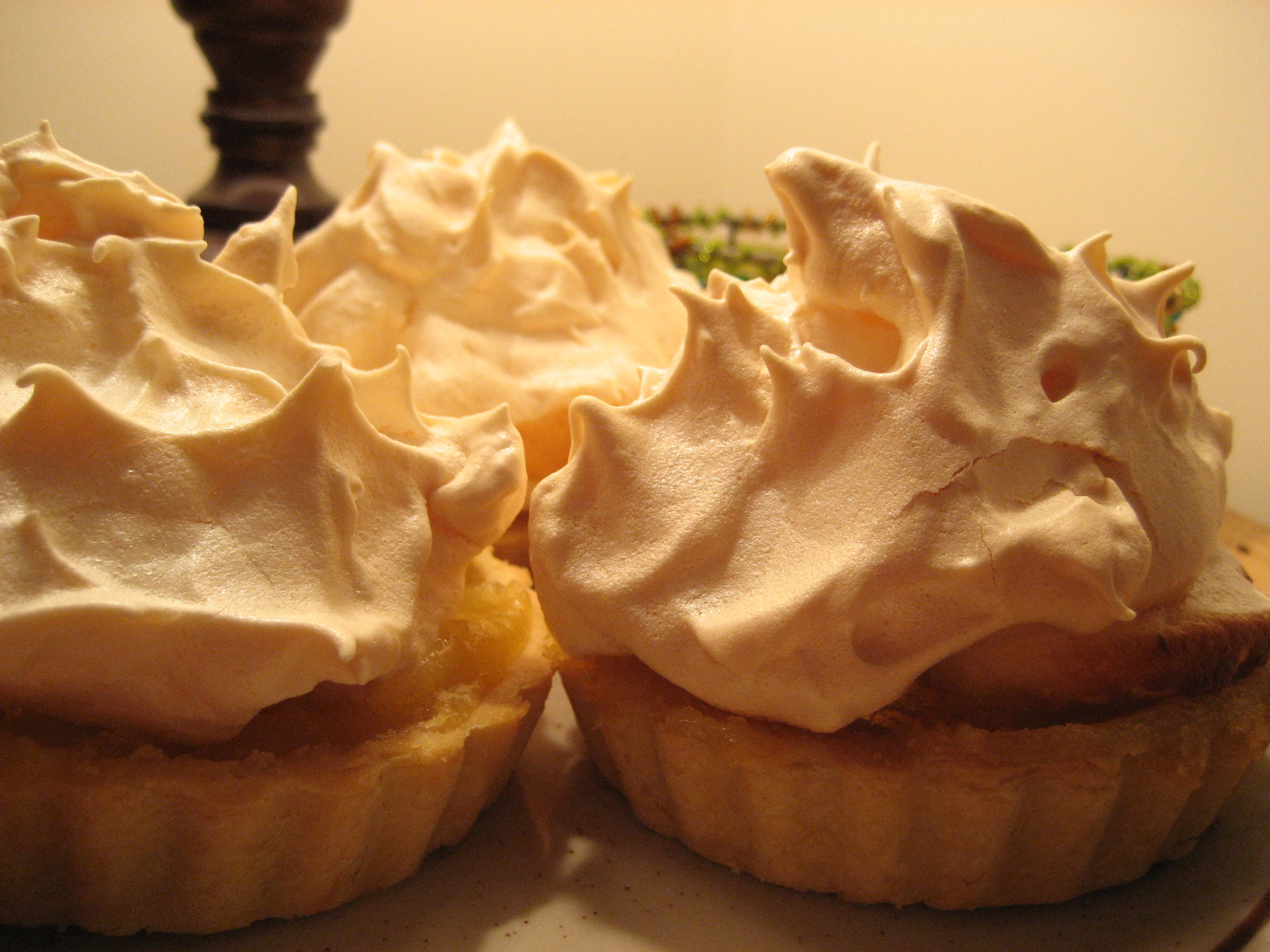 Mini Lemon Meringue Pies Recipes — Dishmaps